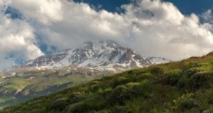 Sabalan (4.811 m) Bergsteigen im Iran