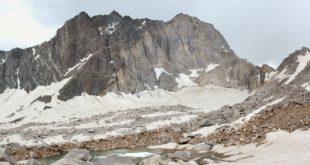 Alam Kuh (4.850 m) Bergsteigen im Iran