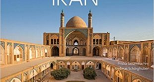 Buchcover: 50 Highlights im Iran